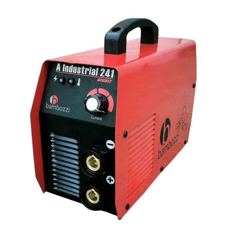 Máquina Inversora de Solda 200A Bivolt – A Industrial 241