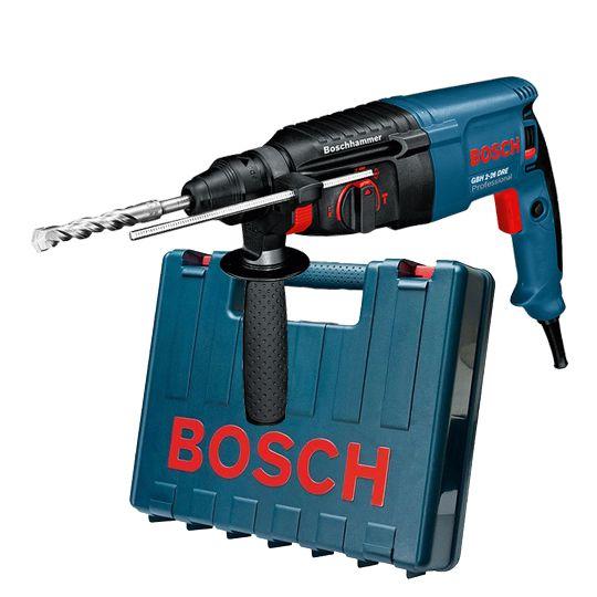 Martelo perfurador com SDS-plus Bosch GBH 2-26 DRE Professional