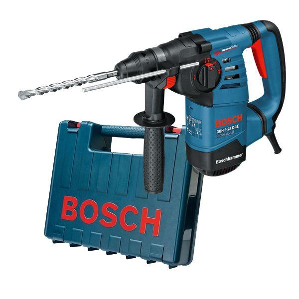 Martelo perfurador com SDS-plus Bosch GBH 3-28 DRE Professional 220V