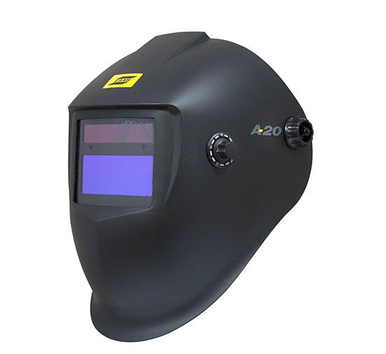 Máscara para Solda A20 com Sensor de Escurecimento - ESAB