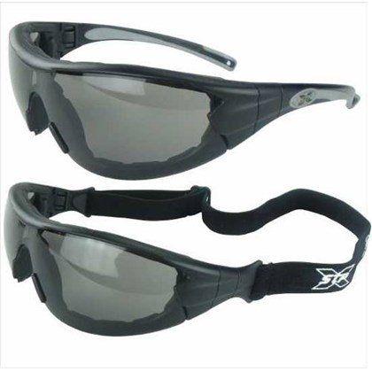 51898b613887f Óculos de Proteção Delta Lente Cinza - SteelPro - Compre Ferramentas