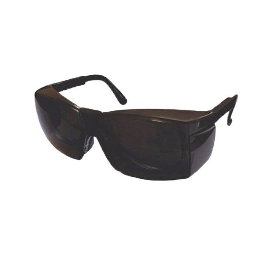 Óculos De Segurança C/ Armação De Grau Castor 2 - Cinza