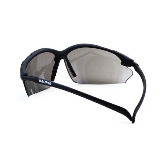 Óculos de Segurança Capri Lente Cinza Kalipso
