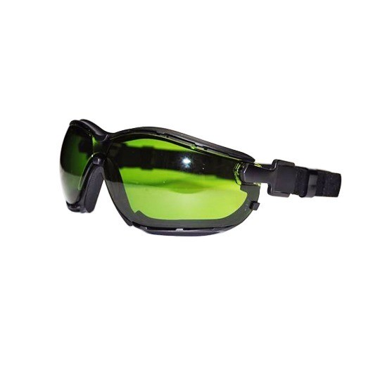 Óculos De Segurança Tahiti - Verde - Kalipso