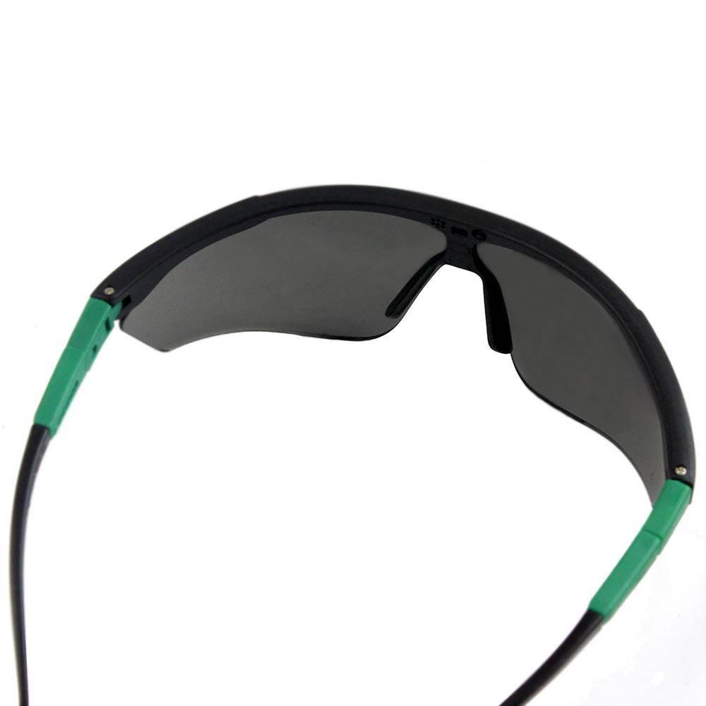 Óculos de Segurança Targa com Lente Cinza Anti Embaçante - CARBOGRAFITE