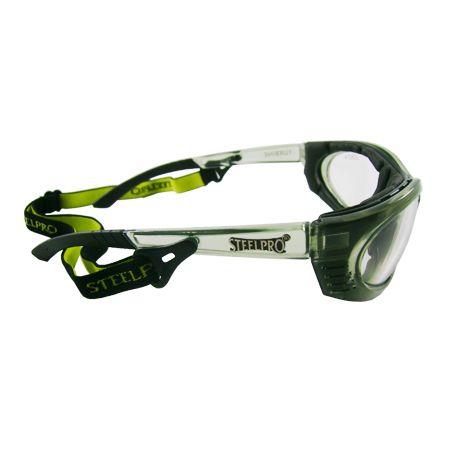 Óculos De Segurança Turbine Incolor Steelpro Vicsa