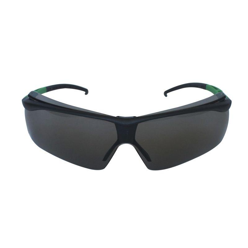 Óculos de Segurança Wind com Lente Cinza - CARBOGRAFITE