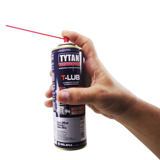 Óleo Lubrificante 300ml Tytan T-lub