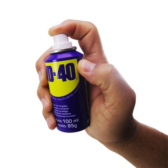 Óleo Lubrificante Spray Wd-40 100ml