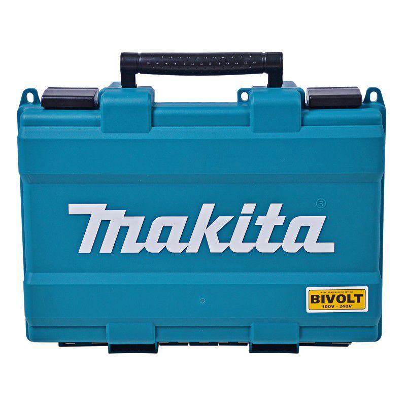 Parafusadeira / Furadeira de impacto à bateria 18V - Makita