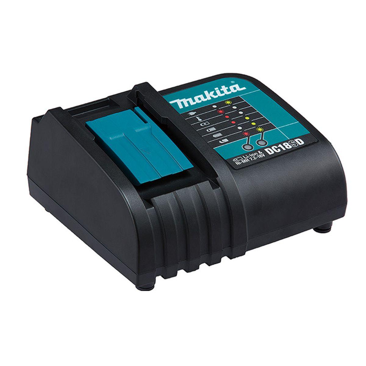 Parafusadeira / Furadeira de Impacto a bateria 18V Makita