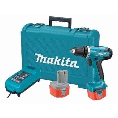 Parafusadeira Furadeira Makita 12v A Bateria 6271dwpe  - 110v