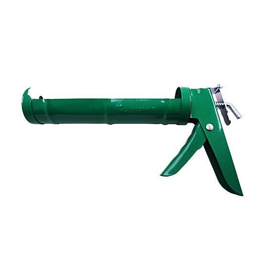Pistola p/ Aplicação de Tubo de Silicone em Chapas - Carbografite