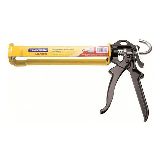 Pistola p/ Aplicação de Tubo de Silicone em Chapas - Tramontina