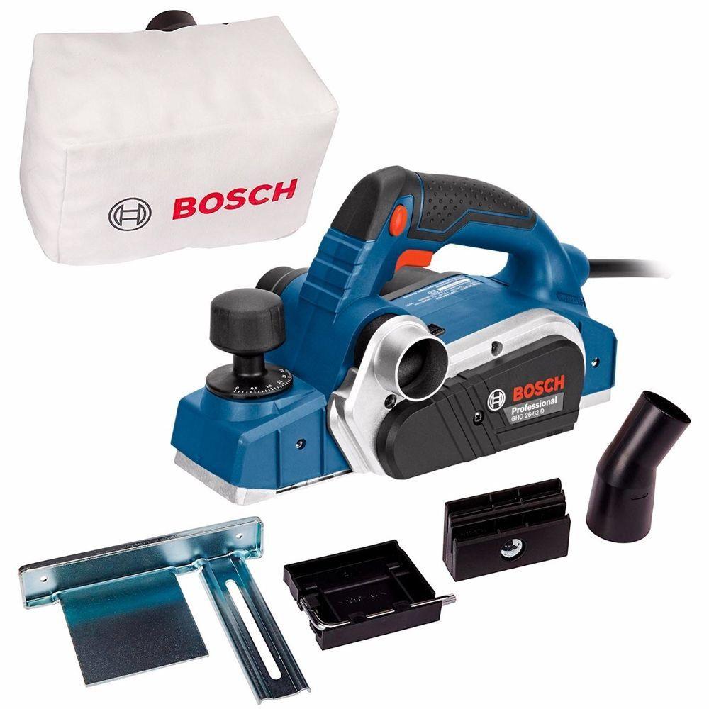 Plaina Professional Bosch GHO 26-82 D 110V