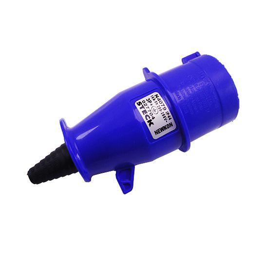 Plug 3P+T 16A 200/250V N4079 - Steck