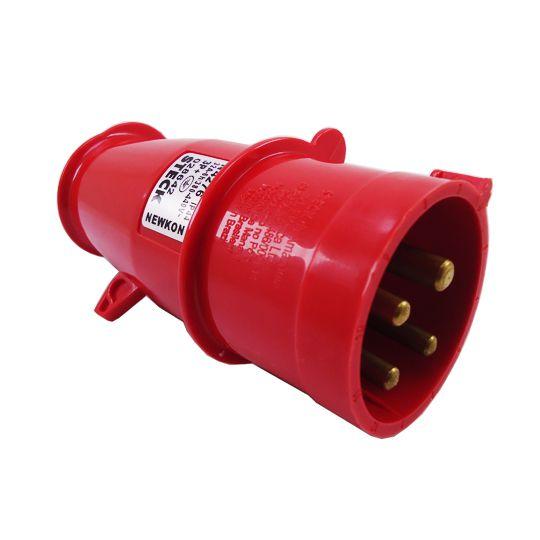 Plug 3P+T 32A 380/440V N4276 - Steck