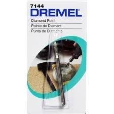 Ponta Diamantada Paralela 3/32 - Dremel 7144