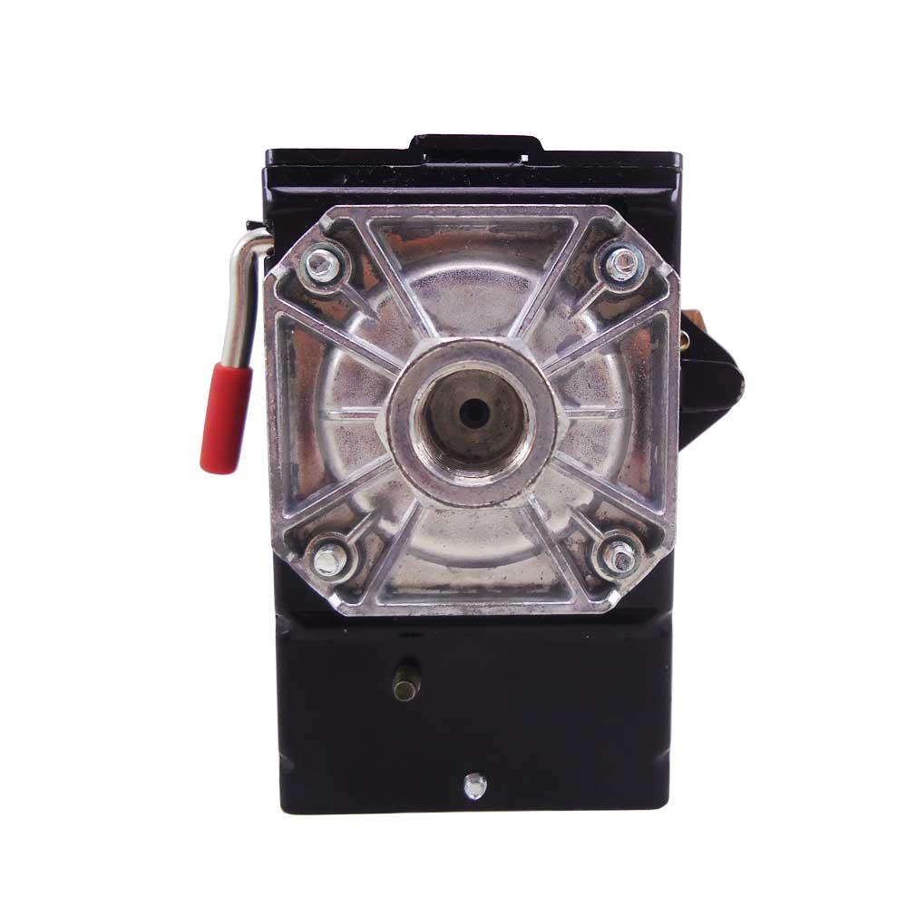 Pressostato Para Compressor 1 Via 100-140psi Pressure