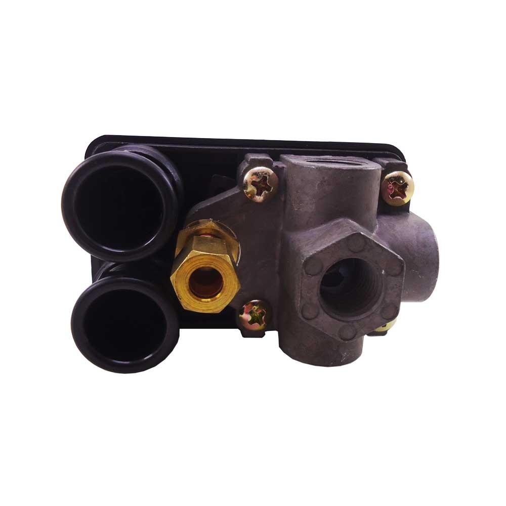 Pressostato para Compressor de Pistão 80/120 Pressure