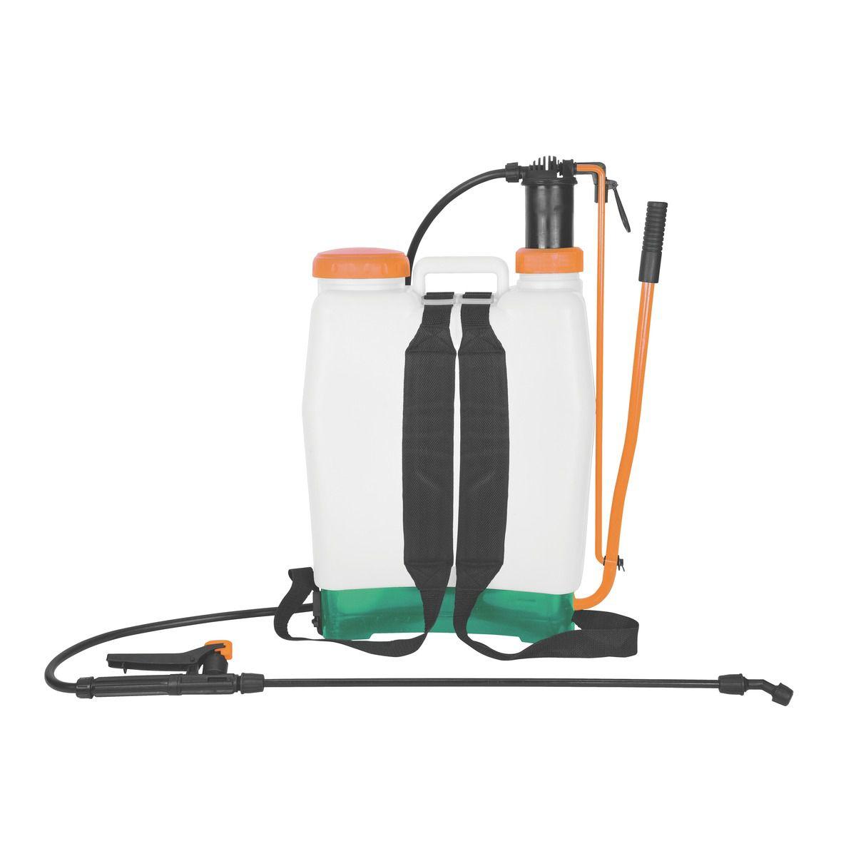 Pulverizador Costal Manual 16 L Resistente - Tramontina