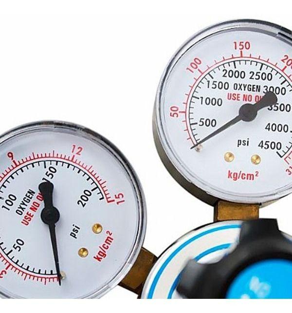 Regulador Oxigênio - Ômega