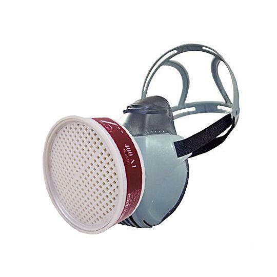 Respirador Air San Semifacial C/ Filtro de Rosca 400 A1 – Air Safet