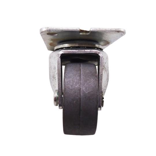 Rodízio 1.5/8 Gl 158 Z Giratório Alumínio - Schioppa