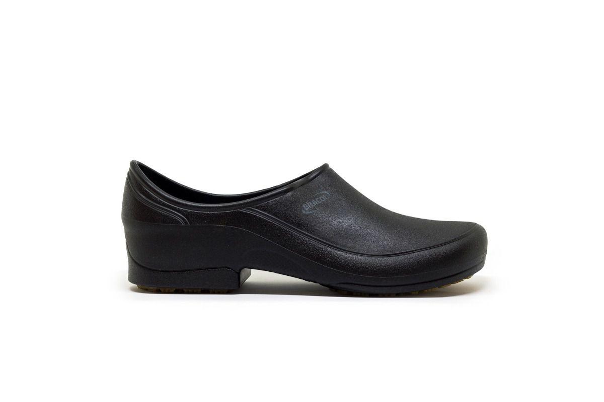 Sapato de Segurança Linha Flip Preto - Bracol