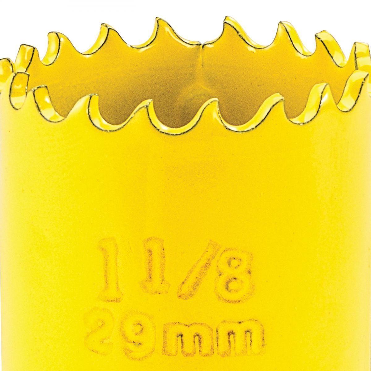Serra Copo Fast Cut 1.1/8'' (29mm) - FCH0118-G  Starrett