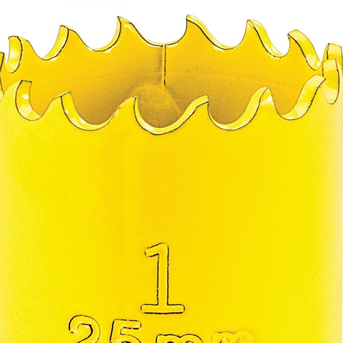 Serra Copo Fast Cut 1'' (25mm) - FCH0100-G Starrett