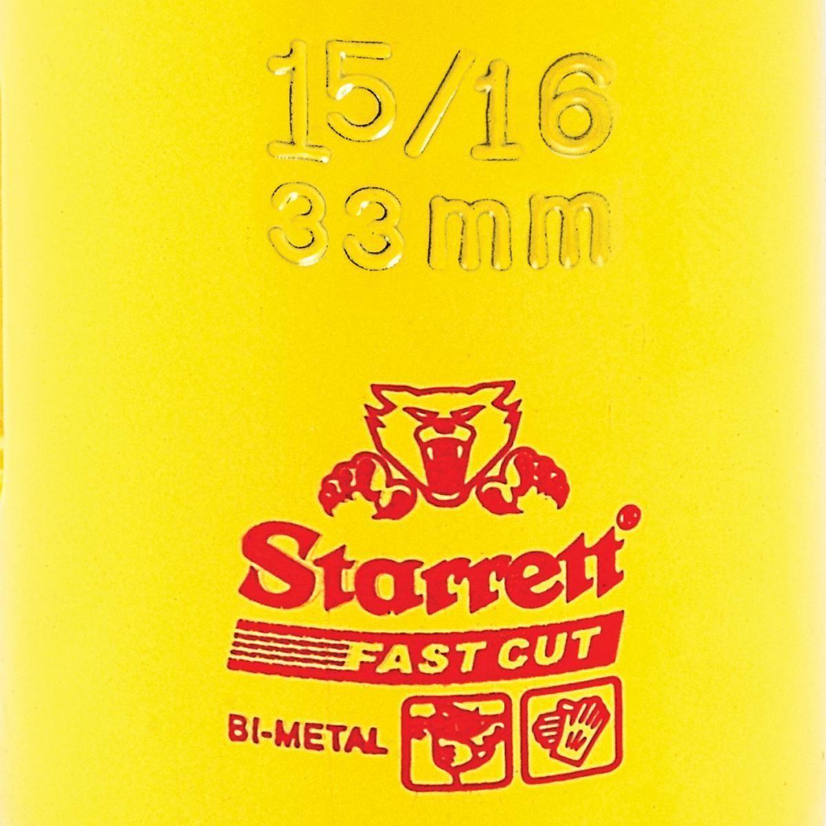 Serra Copo Fast Cut 1.5/16'' (33mm) - FCH0156-G Starret