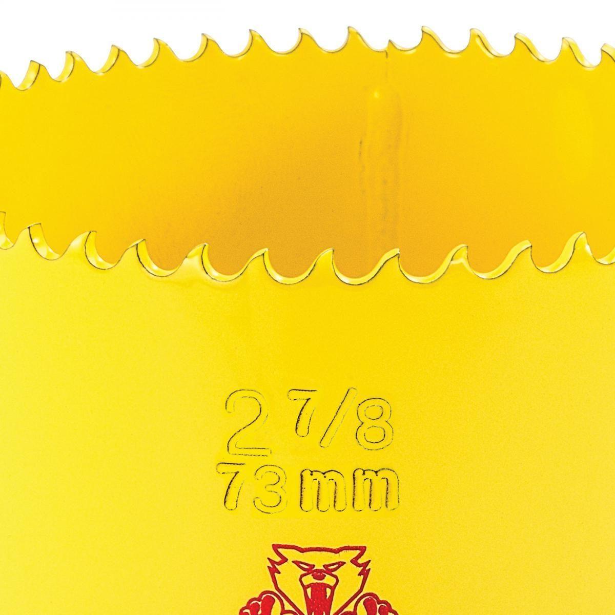 Serra Copo Fast Cut 2.7/8'' (73mm) - FCH0278-G – Starrett