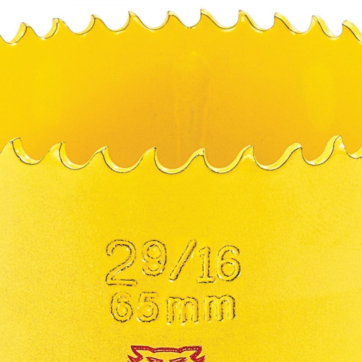 Serra Copo Fast Cut 2.9/16'' (65mm) - FCH0296-G  Starrett