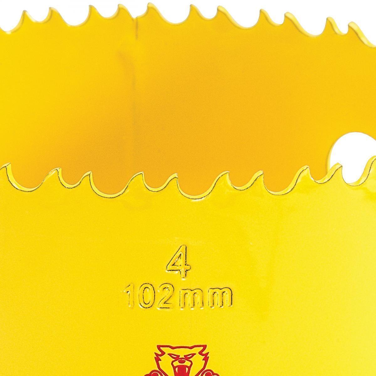 Serra Copo Fast Cut 4'' (102mm) - FCH0400-G Starret