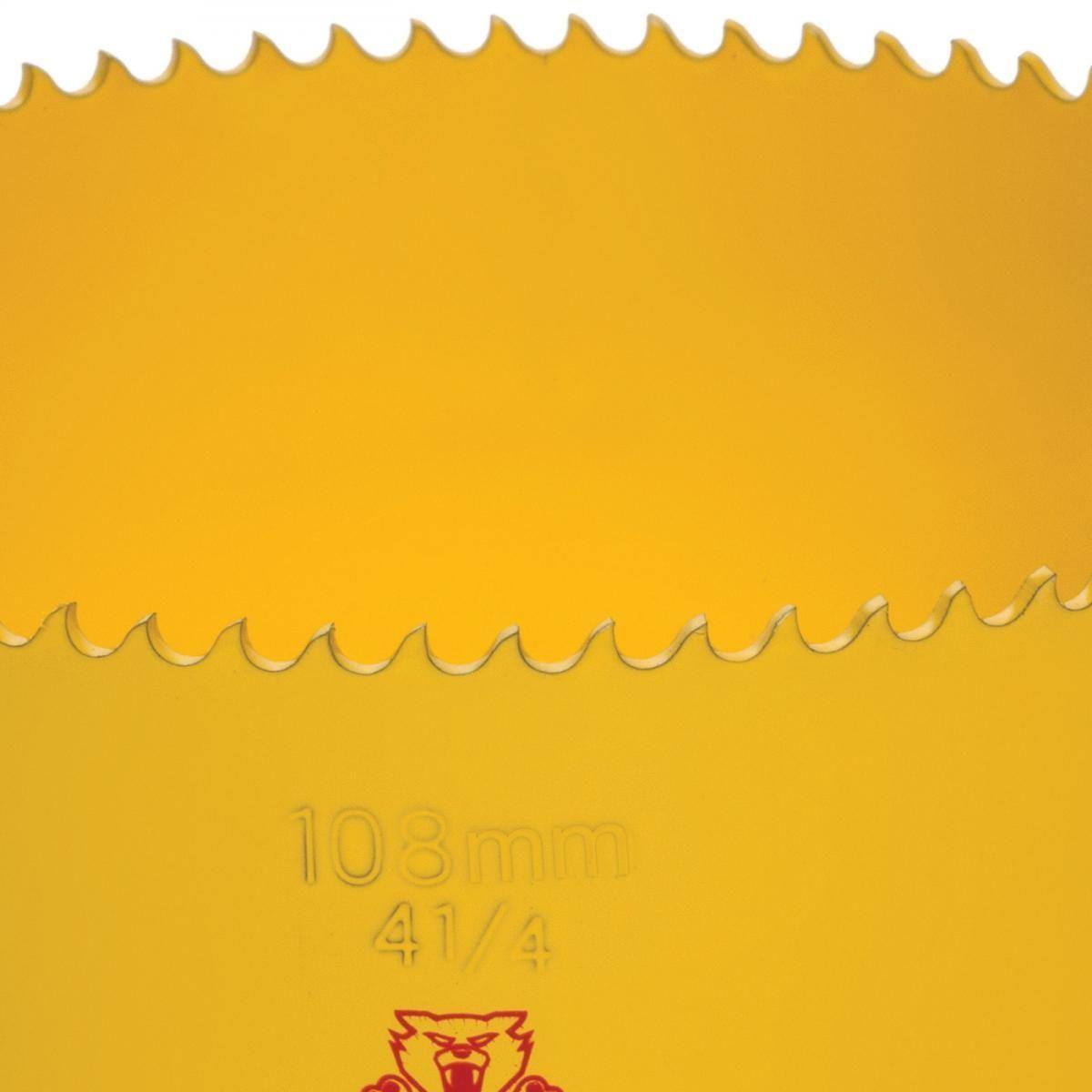 Serra Copo Fast Cut 4.1/4'' (108mm) - FCH0414-G Starrett