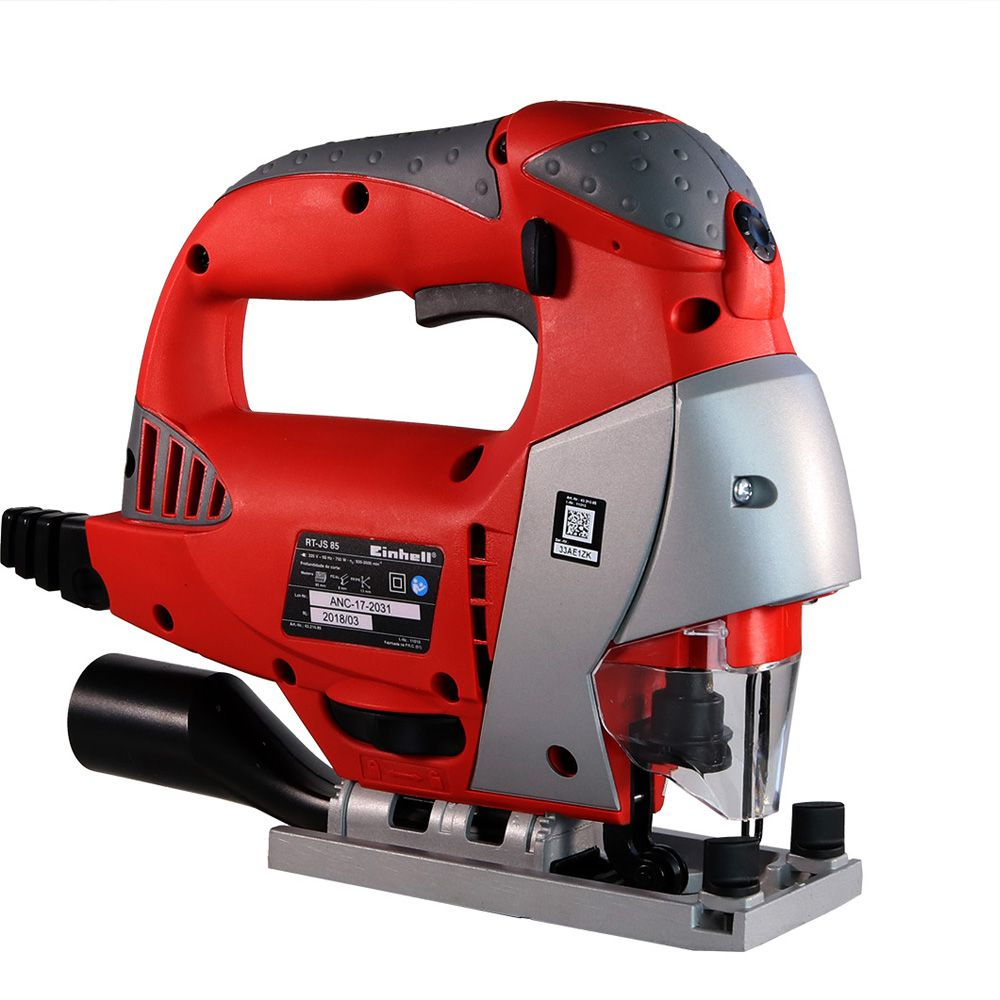 Serra Tico-Tico Einhell 750 W RT-JS 85 Red  110V