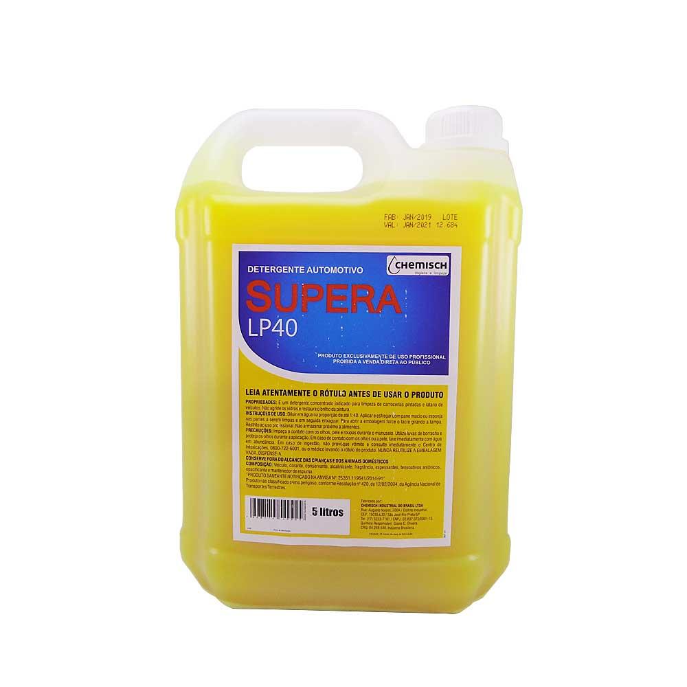 Shampoo Automotivo Supera LP40 Chemisch
