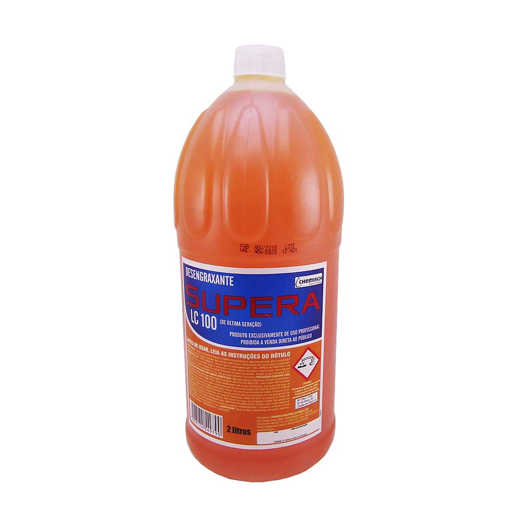 Solupan - 2 Lts Chemisch