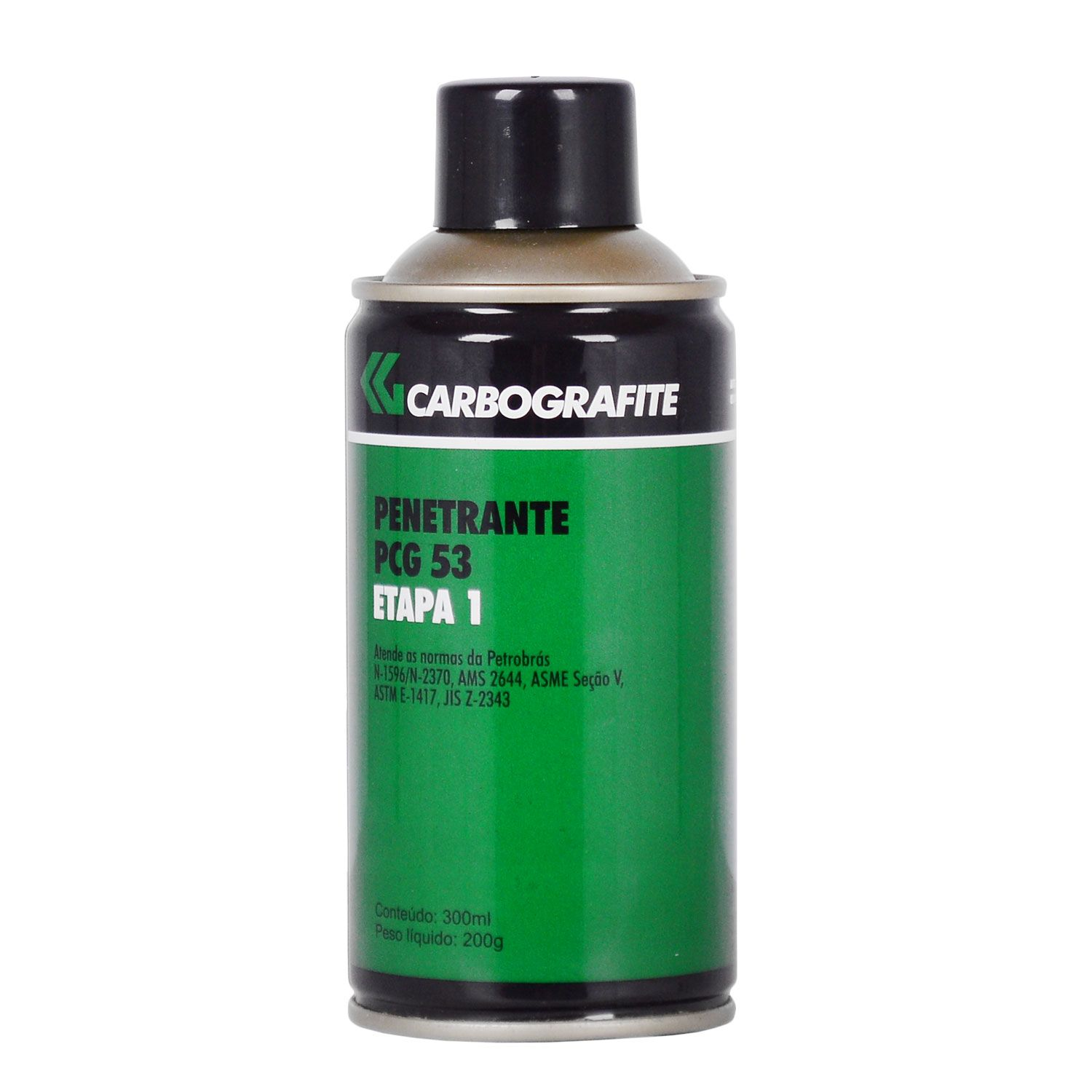 Spray Penetrante PCG 53 Etapa 1 - Carbografite 300ML