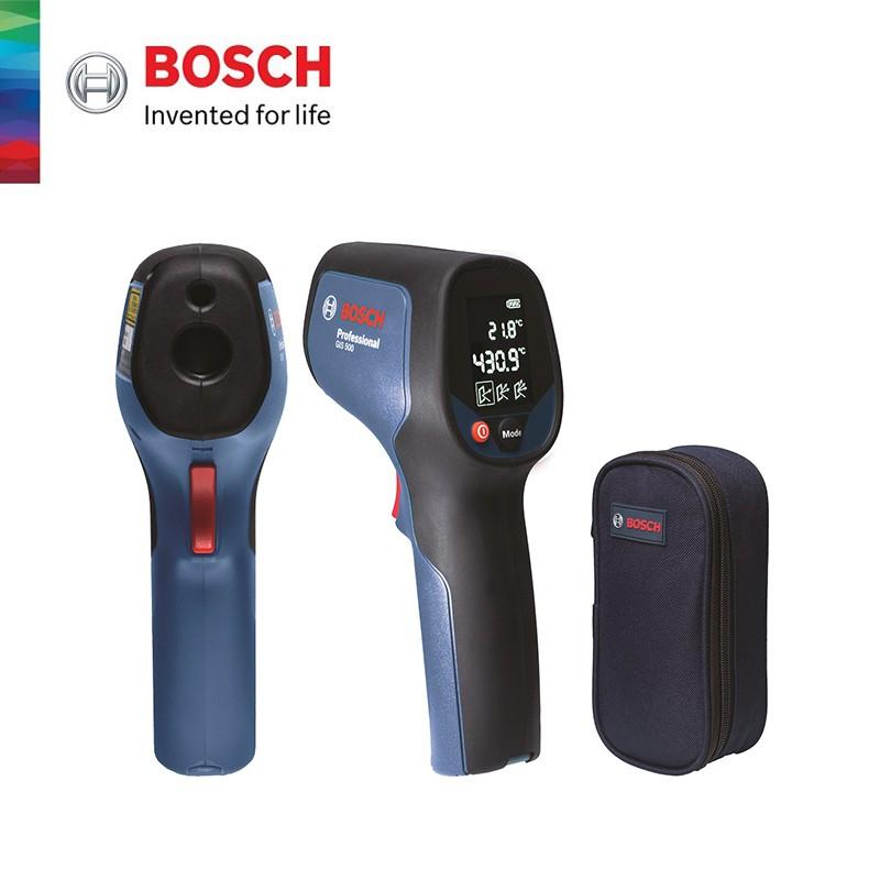 Termômetro Infravermelho -30 °C à +500 °C GIS-500 - BOSCH