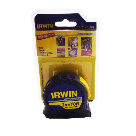 Trena Professional 3m X 16mm Irwin-13949
