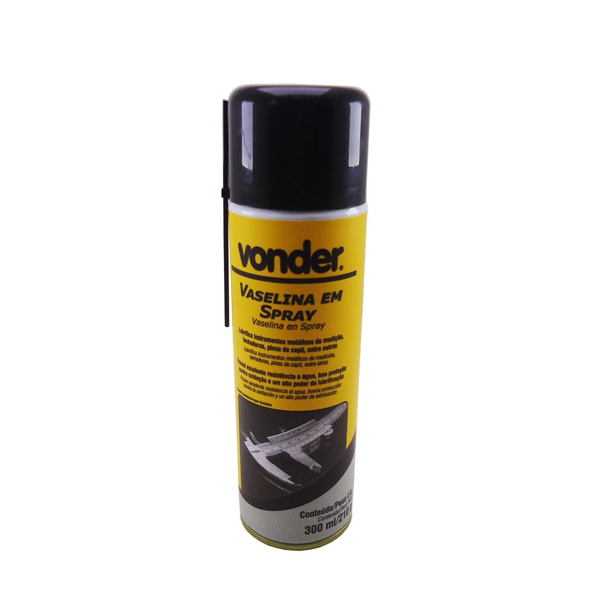 Vaselina em spray 210 g/300 ml VONDE