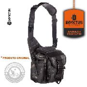 Bolsa Mochila Bornal Urban C/ Coldre Invictus Mochila Multicam Black