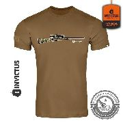 Camiseta T-shirt Concept Invictus Hunt