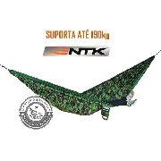 Rede Descanso Kokun King Size Camuflada Nautika - Camping