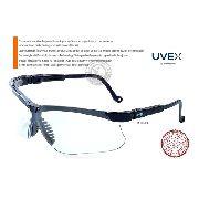 Óculos de Proteção Balístico Genesis Uvex Incolor Antiembaçante
