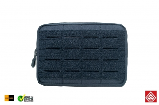 Bolso Warfare Molle Horizontal Mini - Preto
