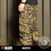 Calça Tática Camuflada Bravo Marpat VERDE