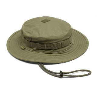 Chapéu Boonie Hat Invictus Policial Militar Airsoft Camping CAQUI